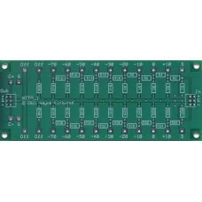 ATTO - Balanced Attenuator for ULDO-Nacho, Bare PC Board
