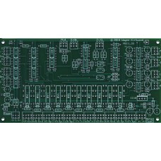 MS II Second Generation Mid-Side Encoder Decoder Matrix for Mastering, Bare PC Board and ICs