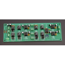 Simple MS Mid-Side Encoder Decoder Matrix for Mastering, Assembled and Tested PC Board