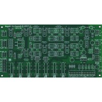 Mastering Transfer Console MTC-IGFO, Input, Gain, Filter, Output, Bare PC Board
