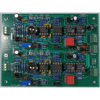 Flat Moving Coil Phono Preamp With Balanced Input and Balanced Output, Assembled and Tested